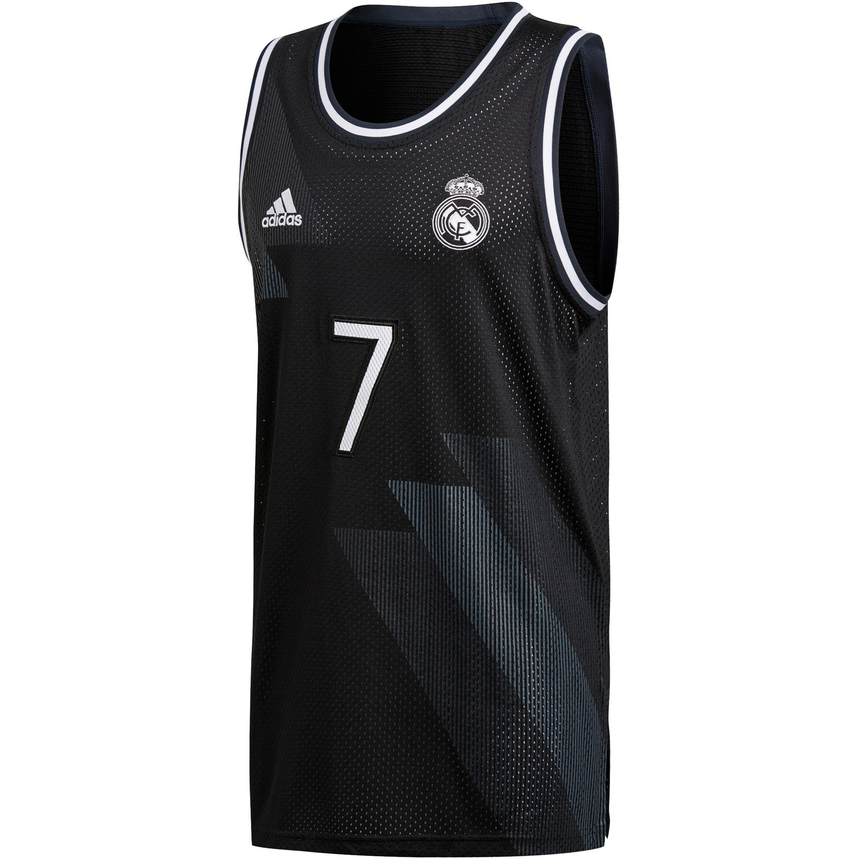 Image of adidas Real Madrid Basketballtrikot Herren