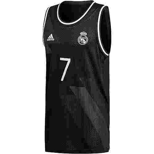 adidas Real Madrid Tanktop Herren black