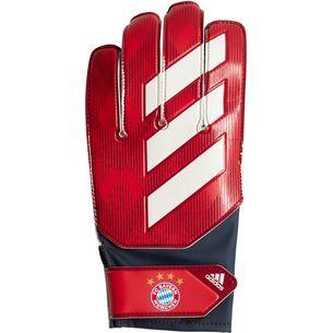 adidas FC Bayern Torwarthandschuhe Kinder FCB TRUE RED