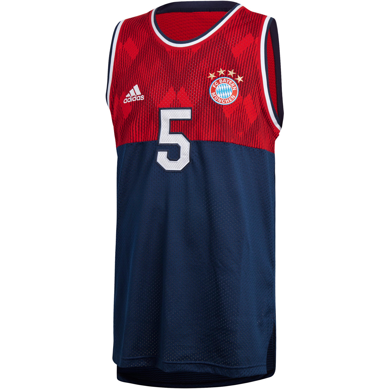 Image of adidas FC Bayern Basketballtrikot Herren