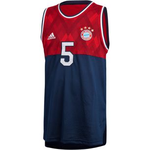 adidas FC Bayern Funktionstank Herren collegiate navy
