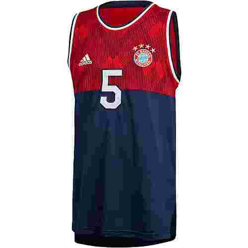 adidas FC Bayern Tanktop Herren collegiate navy