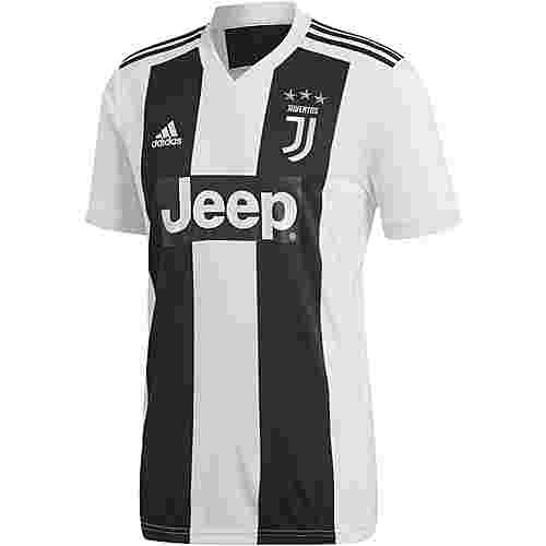 adidas Juventus Turin 18/19 Heim Fußballtrikot Herren black