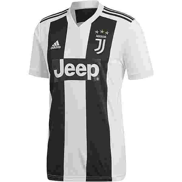 adidas Juventus Turin 18/19 Heim Trikot Herren black