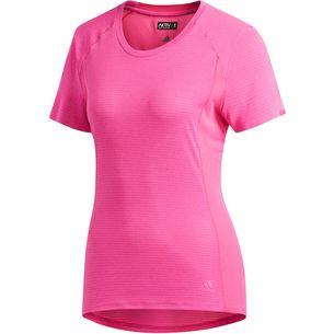 adidas Supernova Laufshirt Damen shock pink