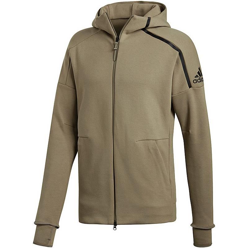 Adidas ZNE Sweatjacke Herren trace cargo im Online Shop von ... 827b8233d8