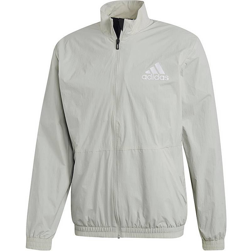 Adidas ID Wind Windbreaker Herren ash-silver im Online Shop von ... c65656ea87
