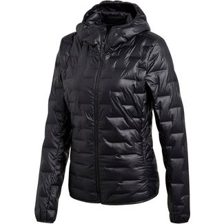 adidas Light Down Daunenjacke Damen black