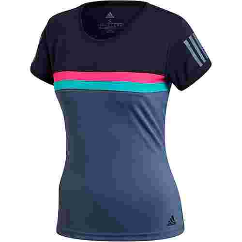 adidas CLUB TEE Tennisshirt Damen legend ink