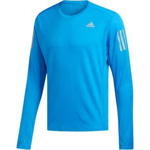adidas Response Laufshirt Herren bright-blue