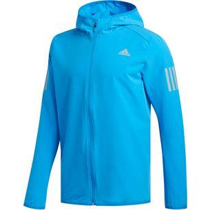 adidas Response Laufjacke Herren bright-blue
