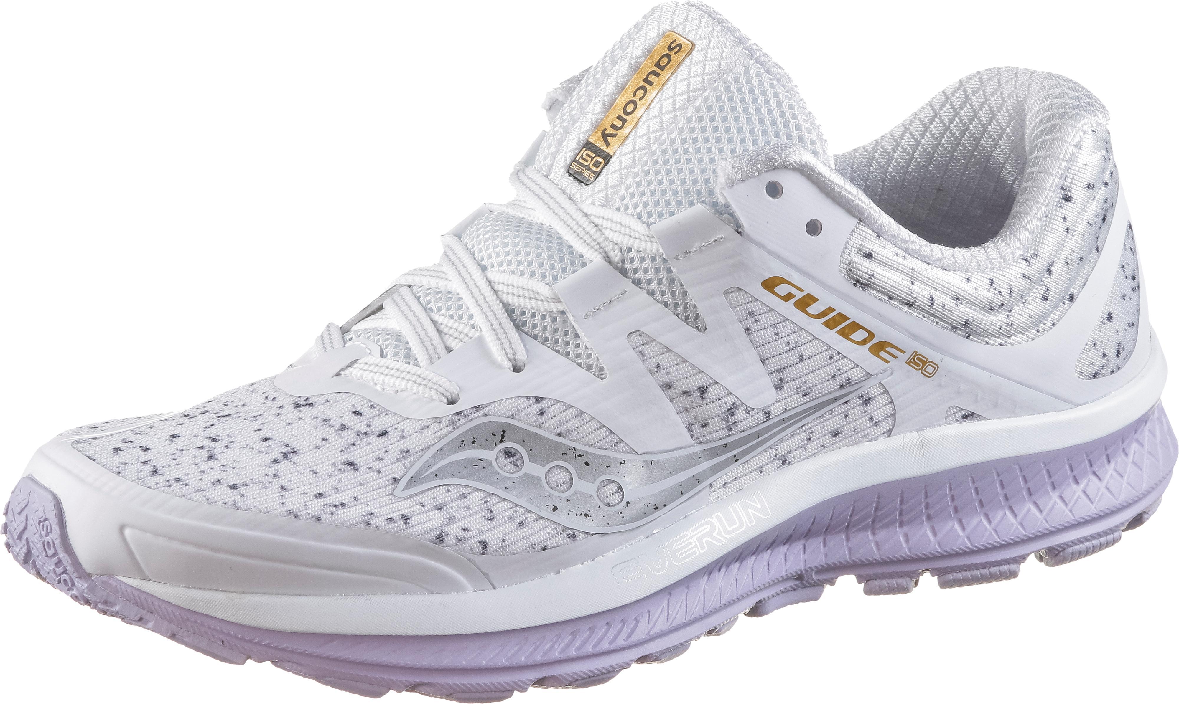 Saucony GUIDE ISO Laufschuhe Damen Weiß im Online Shop von SportScheck kaufen Gute Qualität beliebte Schuhe