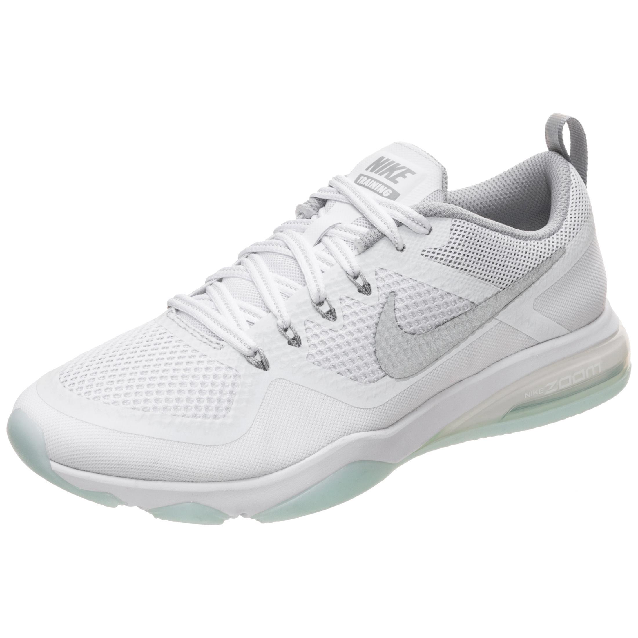 7643c681a4 Nike Air Zoom Fitness Reflect Fitnessschuhe Damen weiß im Online Shop von  SportScheck kaufen