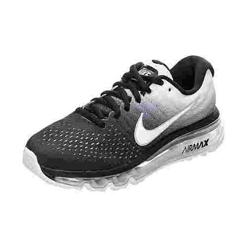 Nike Air Max 2017 Laufschuhe Kinder schwarz / grau im Online Shop von SportScheck kaufen