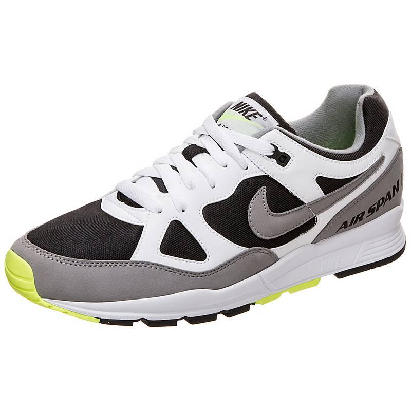 sneakers for cheap 73bd7 218ea Nike Air Span II Sneaker Herren schwarz  weiß  grau