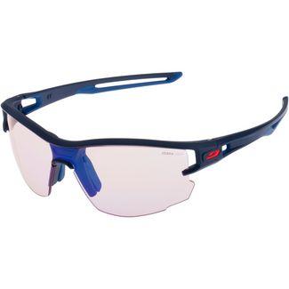 Julbo AERO ZEBRA LIGHT ROT Sonnenbrille dunkelblau