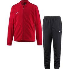 Nike Academy Trainingsanzug Kinder university red-black-gym red-white