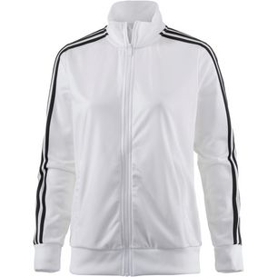 adidas Trainingsjacke Damen white