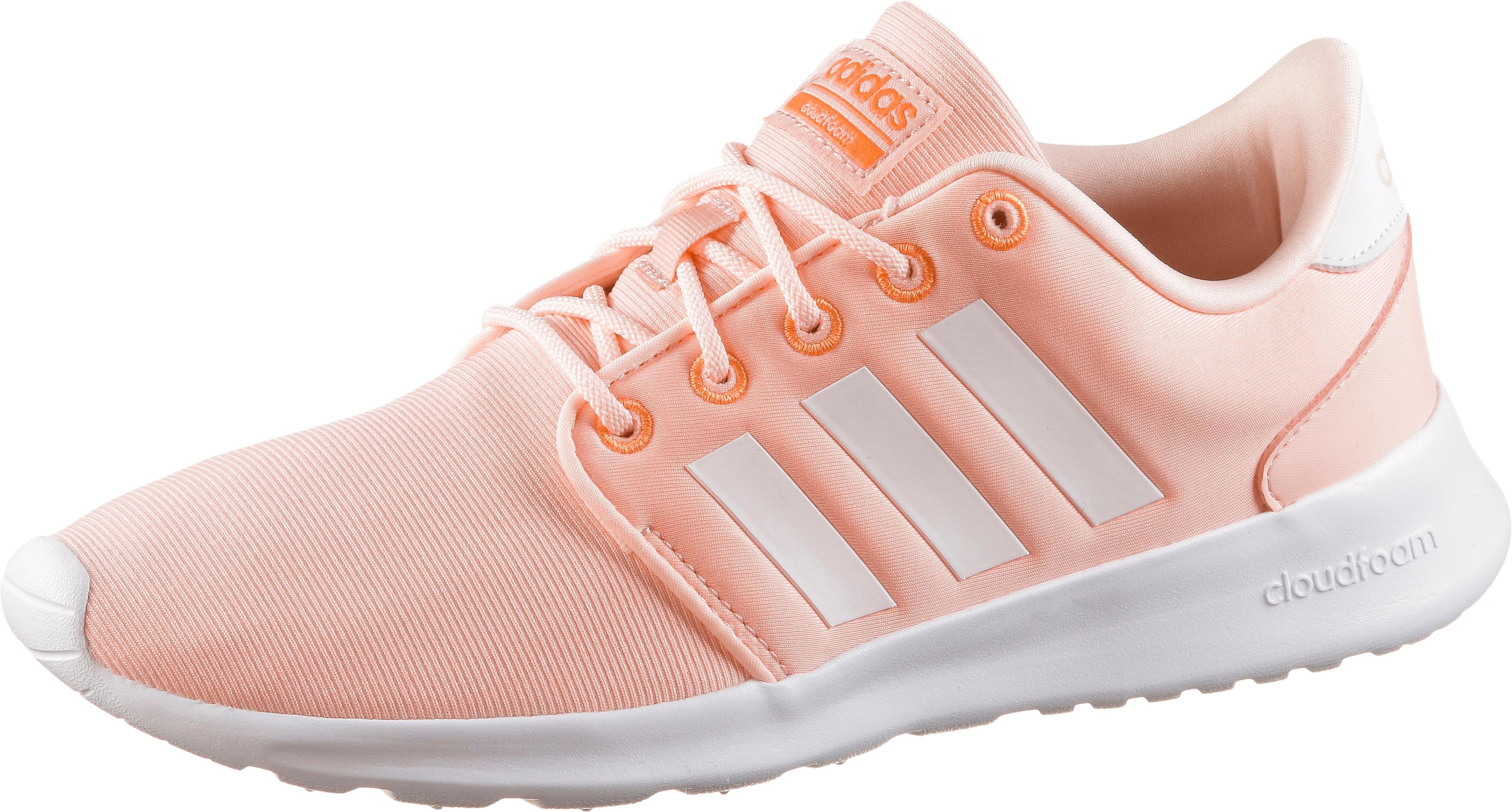 89ccb0380a6636 Adidas CF QT RACER Sneaker Damen haze coral im Online Shop von SportScheck  kaufen