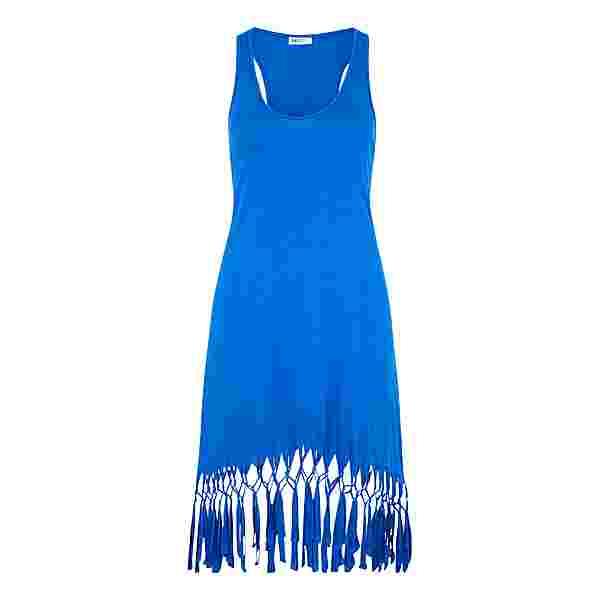 BEACH TIME Longshirt Damen royalblau