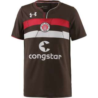 Under Armour FC St. Pauli 18/19 Heim Trikot Kinder timber