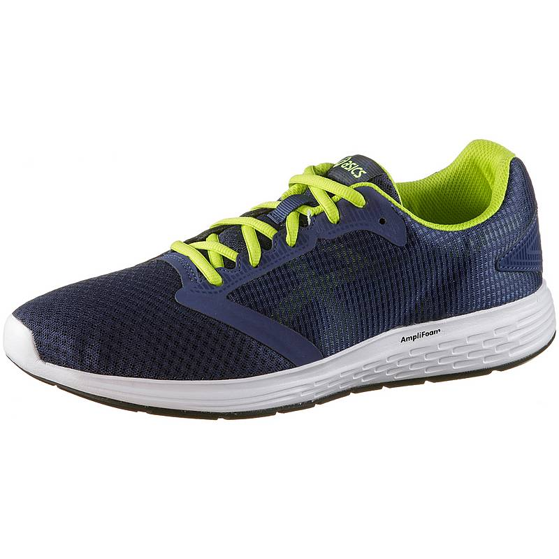 sports shoes 222ab 9f2db ASICSPATRIOT 10 LaufschuheHerren deepoceanflashyellow - sommerprogramme.de