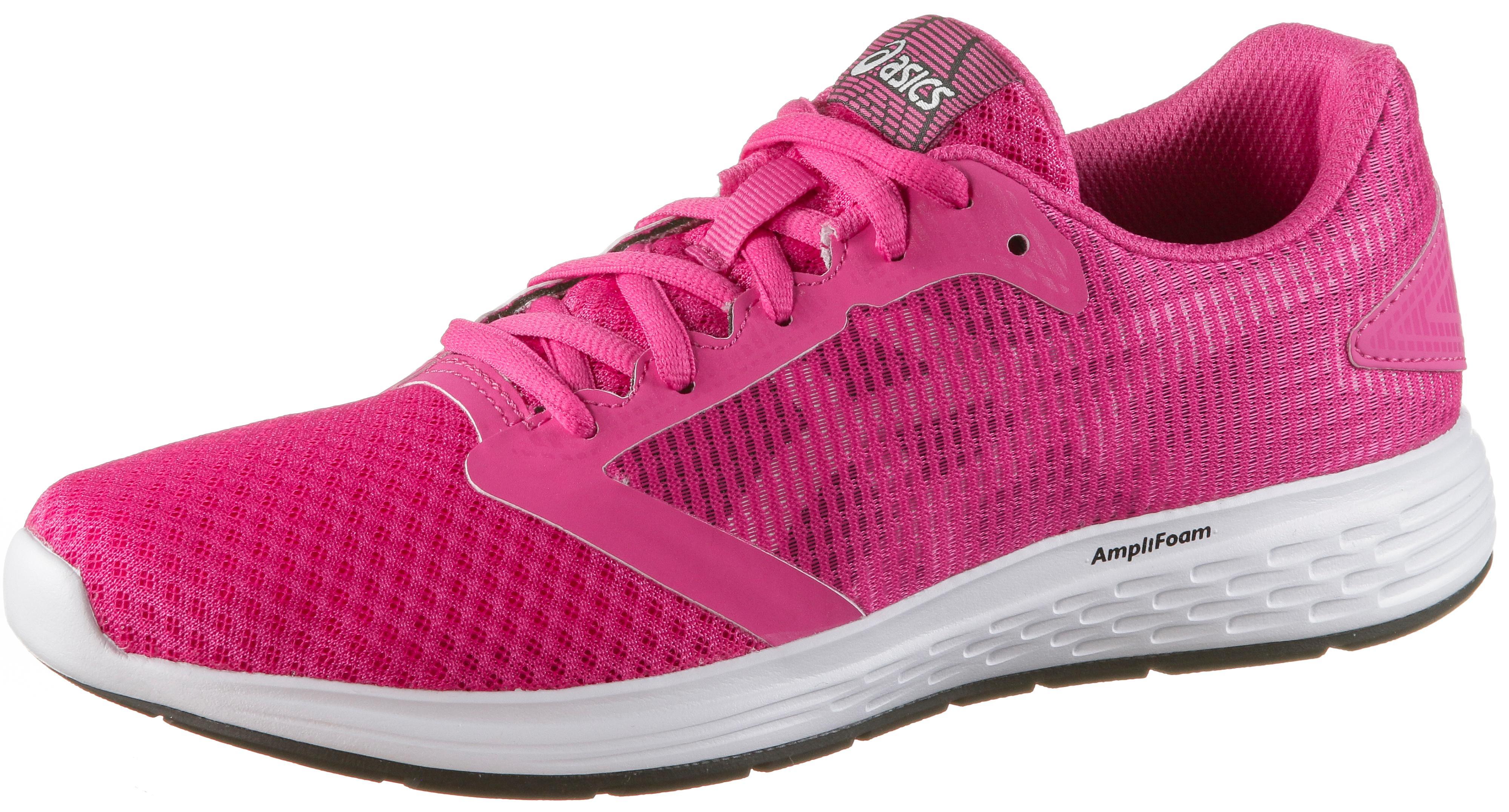 ASICS PATRIOT 10 Laufschuhe Damen fuchsia-purple-white im Online Shop von SportScheck kaufen