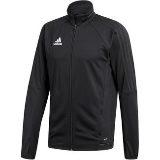 adidas TIRO 17 Trainingsjacke Herren black-white