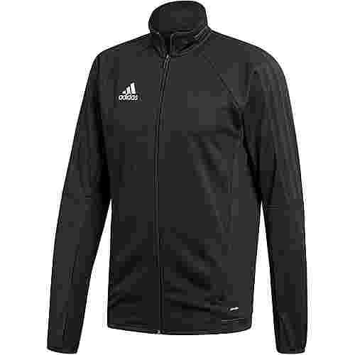 adidas TIRO 17 Trainingsjacke Herren black-white