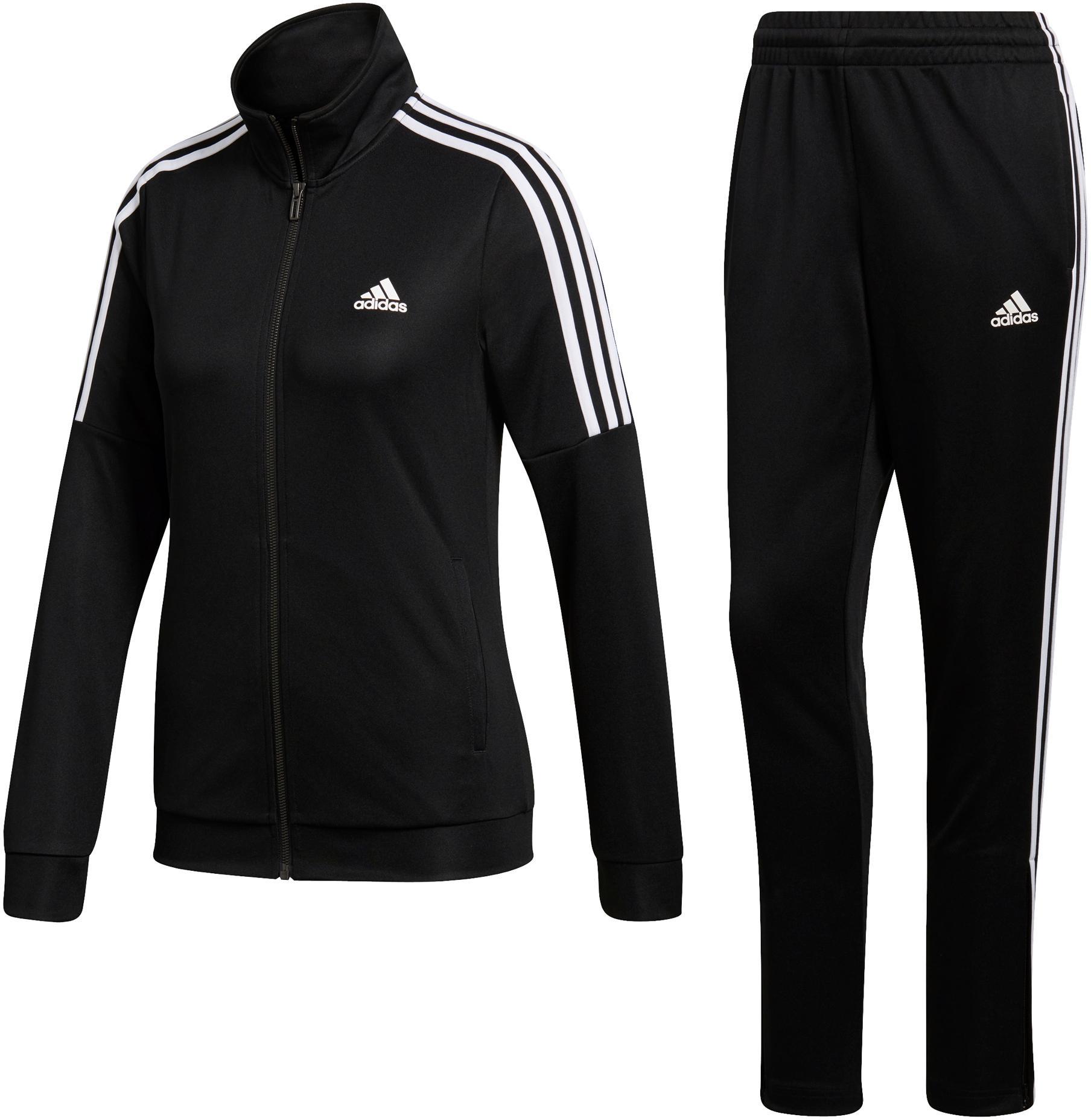 adidas Tiro Trainingsanzug Damen blackwhite im Online Shop von SportScheck kaufen