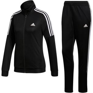 adidas Tiro Trainingsanzug Damen black/white