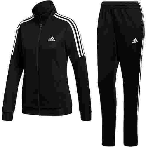 adidas Tiro Trainingsanzug Damen black/white
