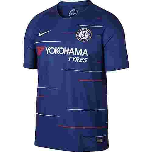 Nike FC Chelsea 18/19 Heim Fußballtrikot Herren rush blue-white