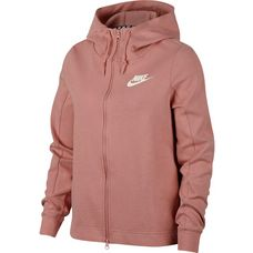 Nike Optic Sweatjacke Damen rust pink-sail