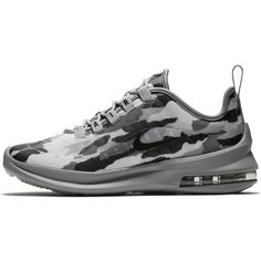 Nike AIR MAX AXIS Sneaker Kinder wolf grey-black-pure platinum-