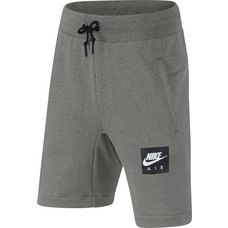 Nike Shorts Kinder dk grey heather