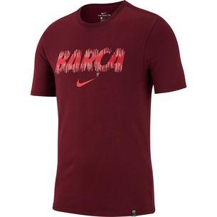 Nike FC Barcelona Funktionsshirt Herren deep maroon