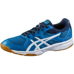 ASICS Upcourt 3 Hallenschuhe Herren race-blue-white