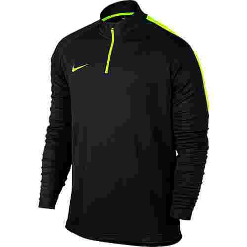 Nike Academy Funktionsshirt Herren black-volt-volt
