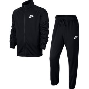Nike NSW Trainingsanzug Herren black-black