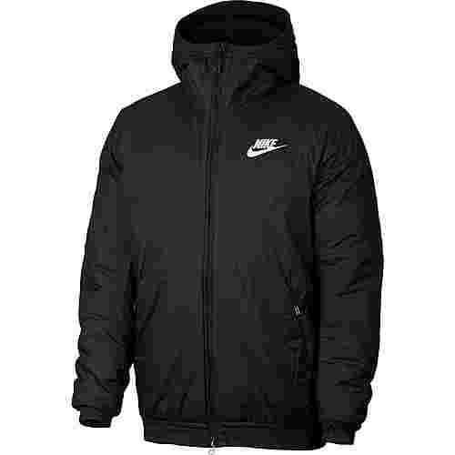 Nike NSW Kapuzenjacke Herren black-black-black-white