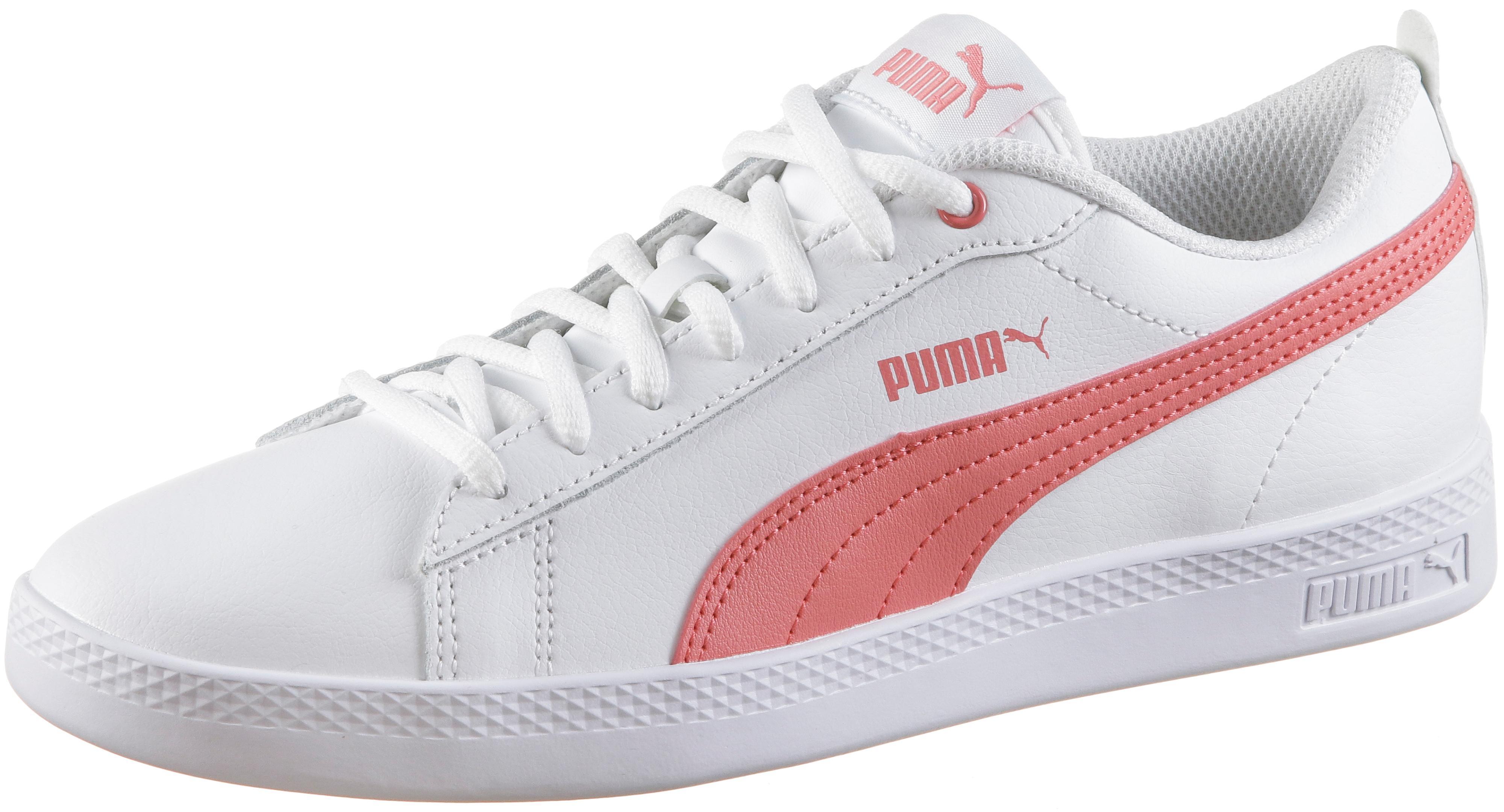 PUMA SMASH V2 L Sneaker Damen puma white-shell pink im Online Shop von  SportScheck kaufen