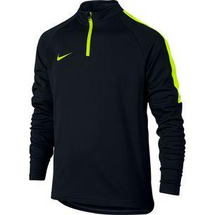 Nike Academy Funktionsshirt Kinder black-volt-volt