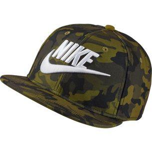 Nike Cap Kinder olive flak-olive flak-white camo