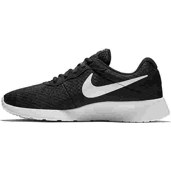Nike Tanjun Sneaker Damen black-white