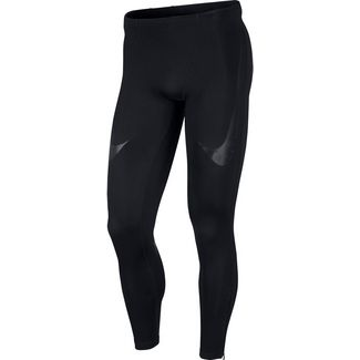 Nike GX 2.0 Lauftights Herren black-reflect-black