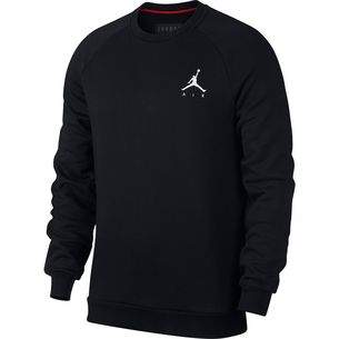 Nike Jumpman Fleece Sweatshirt Herren black