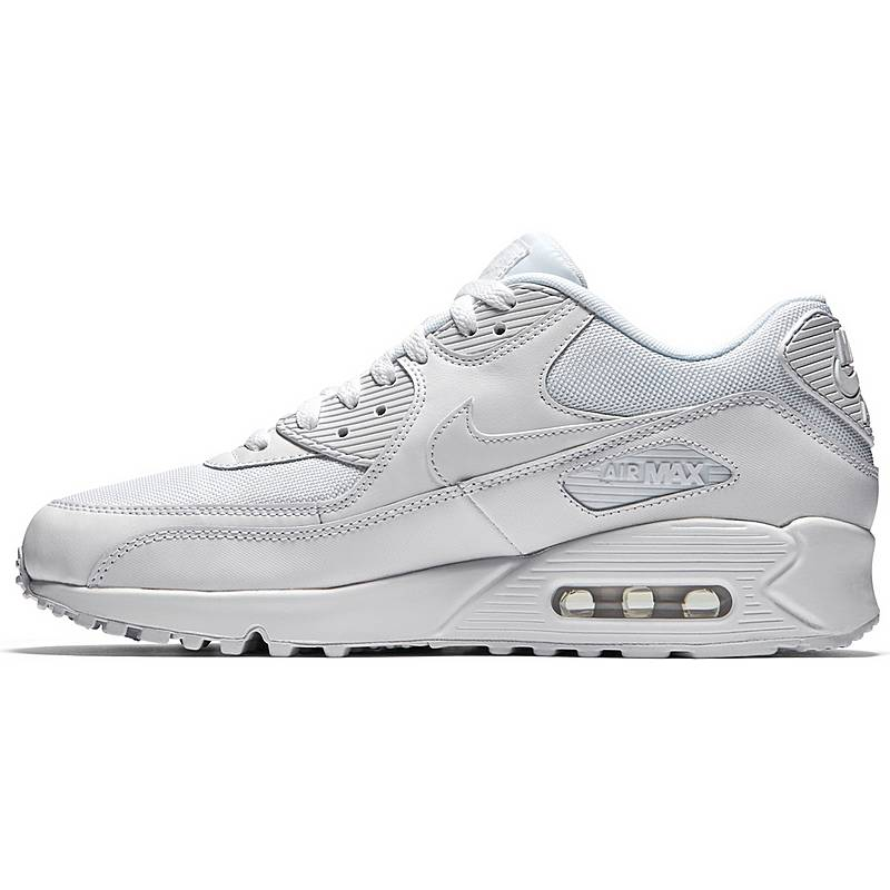 official photos 1fb2b cfcd9 ... australia nike air max 90 essential sneaker herren white white white  3a548 a96ce