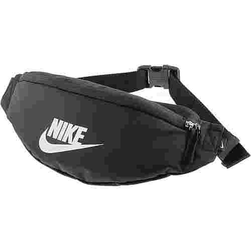 Nike Heritage Pack Bauchtasche BLACK/BLACK/WHITE