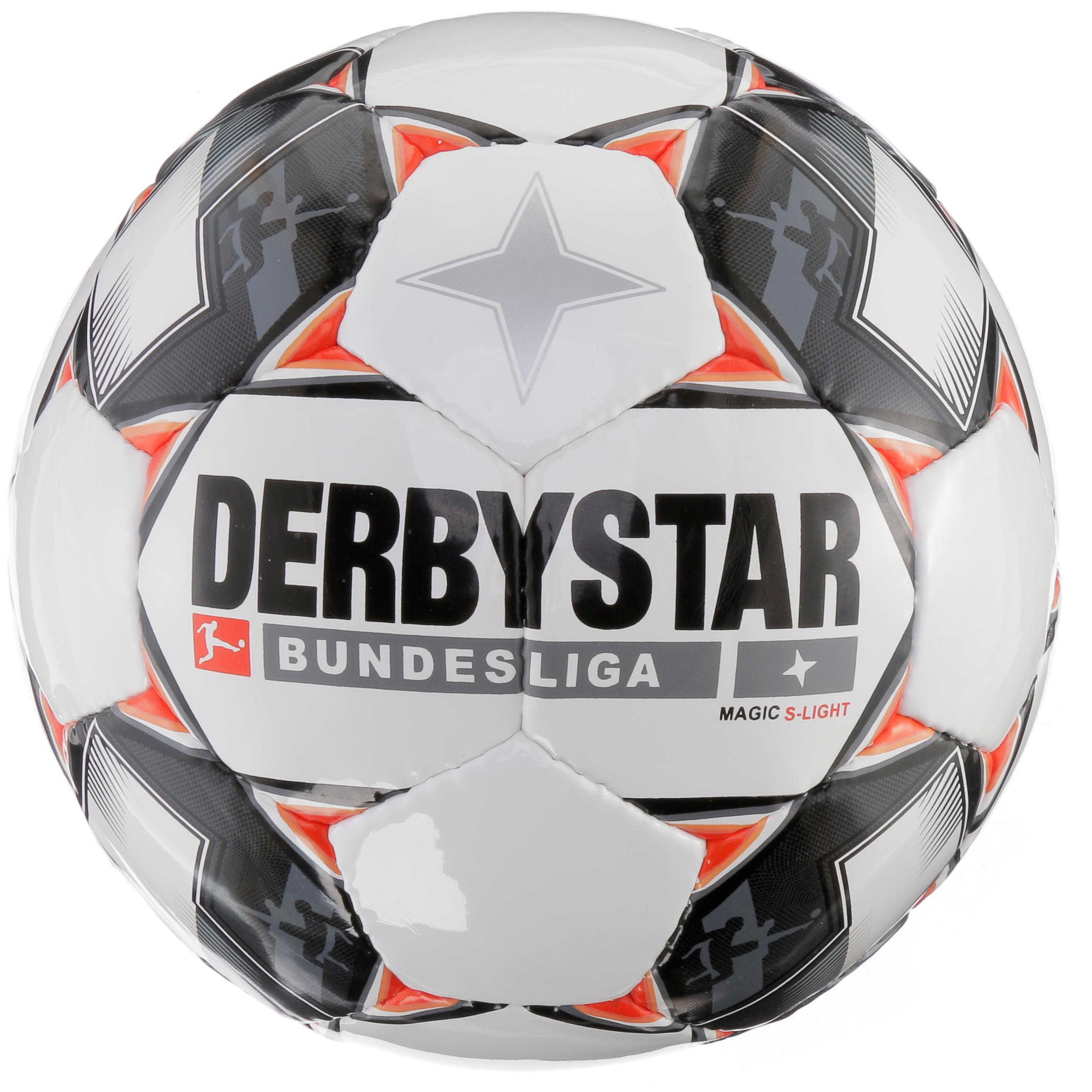 Derbystar Magic S-Light Bundesliga 18/19 290gr Fußball